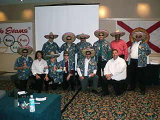 Steve with 9 GM's and 2 AD's Mexico B3 winners