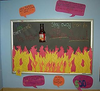 BEST Bulletin Board Contest Winner: Unit 430, Jackson, MI